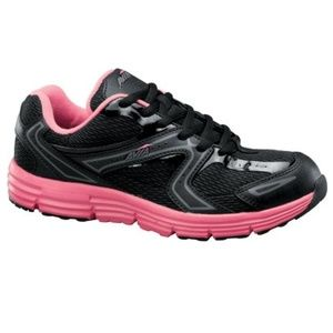 Avia Black Athletic Running Tennis Shoes Size 5